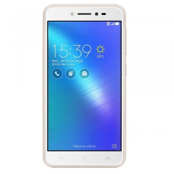 "Asus Zenfone Live ZB501KL-4G026A 5"" HD Smartphone - 2G+16G, LTE, 2650mAh, Gold"