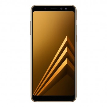 "Samsung Galaxy A8+ 6.0"" Super AMOLED Smartphone - 64gb, 6gb, 16mp, 3500mAh, Gold"