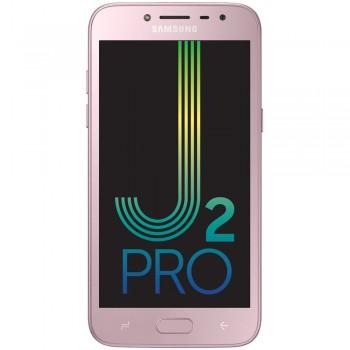 """Samsung Galaxy J2 Pro 5.0"""" Super AMOLED Smartphone - 16gb, 1.5gb, 8mp, 2600mAh, Pink"""