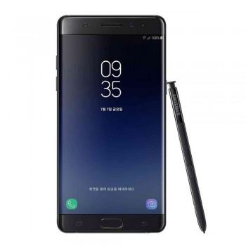 "Samsung Galaxy Note FE 5.7"" Super AMOLED Smartphone - 64gb, 4gb, 12mp, 3200mAh, Black"