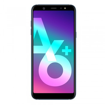 "Samsung Galaxy A6+ 6.0"" Full HD+ Super AMOLED SmartPhone (2018) - 32gb, 4gb, 16mp, 3500mAh, Blue"