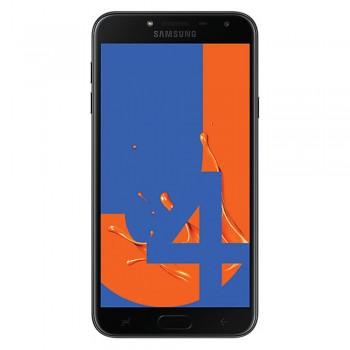 """Samsung Galaxy J4 5.5"""" HD Super AMOLED SmartPhone (2018) - 16gb, 2gb, 13mp, 300mAh, Black"""