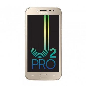 """Samsung Galaxy J2 Pro 5.0"""" Super AMOLED Smartphone - 16gb, 1.5gb, 8mp, 2600mAh, Gold"""