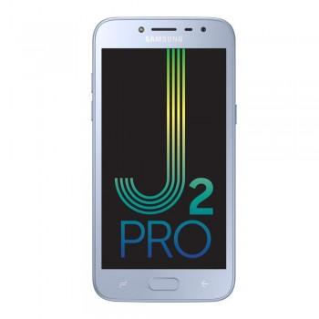 "Samsung Galaxy J2 Pro 5.0"" Super AMOLED Smartphone - 16gb, 1.5gb, 8mp, 2600mAh, Silver"