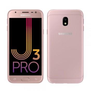 "Samsung J3 Pro 6.0"" Super AMOLED Smartphone - 16gb, 2gb, 8mp, 2600mAh, Pink"