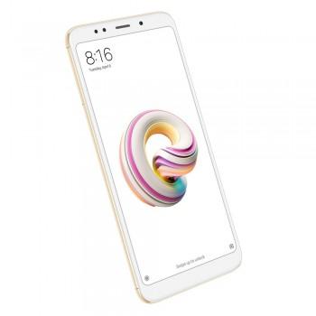 """Xiaomi Redmi 5 Plus 5.99"""" FHD SmartPhone - 64gb, 4gb, 12mp, 4000mAh, Gold"""