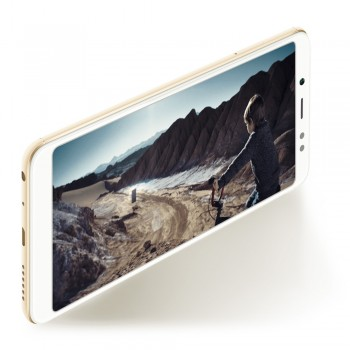 """Xiaomi Redmi Note 5 5.99"""" FHD+ SmartPhone - 32gb, 3gb, 13mp, 4000mAh, Gold"""