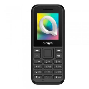 "Alcatel 1066D 1.8"" QQVGA Display Feature Phone - 2G Dual Sim, 4mb, 0.08mp, Black"