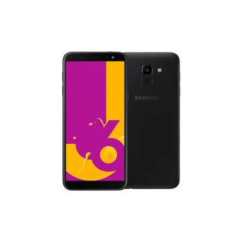 """Samsung Galaxy J6 5.6"""" HD+ Super AMOLED SmartPhone (2018) - 32gb, 3gb, 13mp, 3000mAh, Black"""